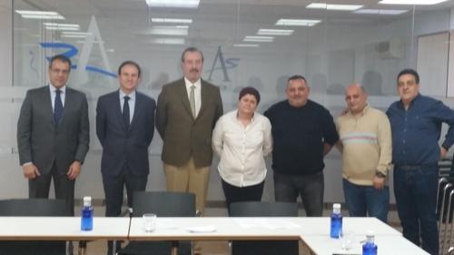 Constituida Ia Comisión Sectorial para Ia Contratación del Servicio de Limpieza de Edificios y Locales de Madrid (CSCSLCMA)