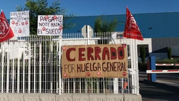 Desconvocada la huelga en H&M