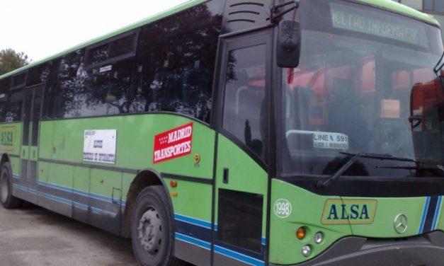UGT convoca huelga en Irubus y Alsa Metropolitana del 3 al 6 de junio