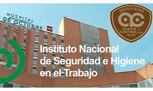 ALERTA Y CONTROL | Los técnicos del INSHT nos dan la razón en las deficiencias detectadas en el Hospital 12 DE OCTUBRE de Madrid